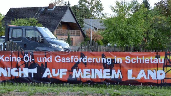 Erfolgreiche Proteste gegen Erdgas- und Erdölsuche in Niedersachsen – Explorationsfirma gibt auf
