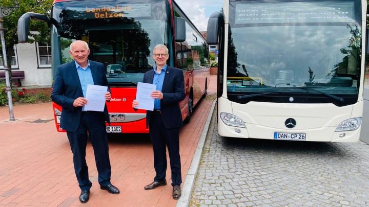 Neue Buslinie pendelt künftig ohne Umstiegszwang zwischen Uelzen und Lüchow