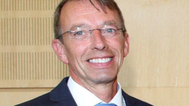LBEG hat neuen Präsidenten: Carsten Mühlenmeier ins Amt eingeführt