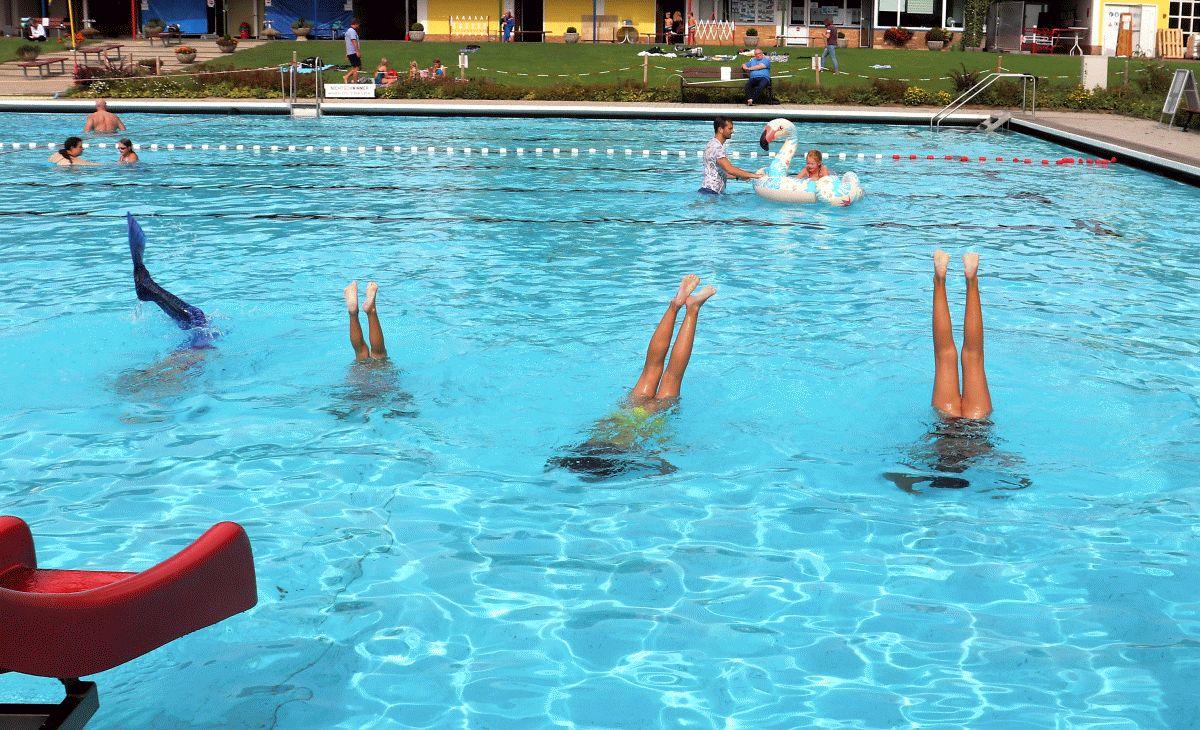 Klamottenschwimmen Terms