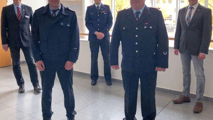 Führungswechsel bei der Freiwilligen Ortsfeuerwehr Riestedt