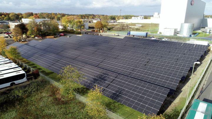 Neuer Photovoltaik-Park sorgt für mehr regenerative Energie in Uelzen