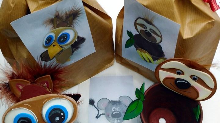 Kinder- und Jugendzentrum Uelzen: Neue Bastelideen für Zuhause