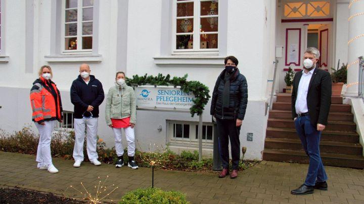 Landrat freut sich über erfolgten Impfauftakt im Landkreis Uelzen