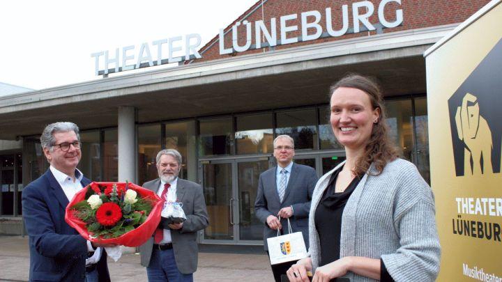 Personalwechsel im Theater Lüneburg: Raphaela Weeke übernimmt kaufmännische Geschäftsführung
