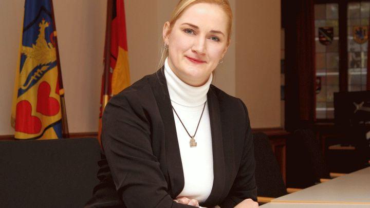 Erprobte Teamworkerin: Franziska Welz übernimmt leitende Funktion in der Kreisverwaltung