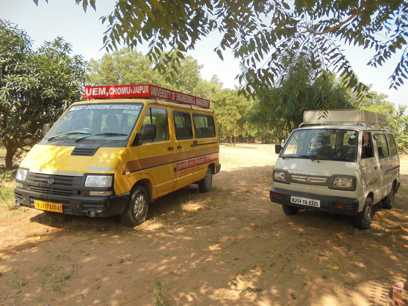 University Transport
