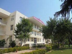 Lush Green Campus