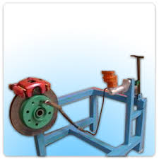 WORKING MODELS OF DISC BRAKE