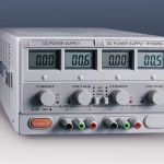 Regulated Power Supply (Triple output)