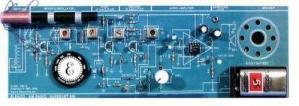 SUPERHETERODYNE RADIO RECEIVER TRAINER