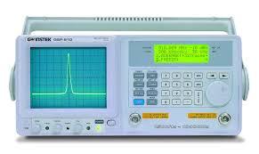 Spectrum Analyzer with Tracking Generator 1 GHz