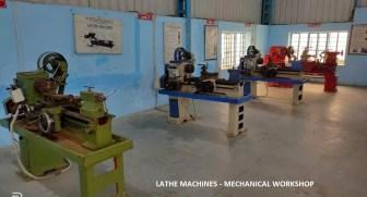 Lathe Machines