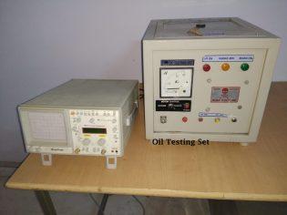 Oil Testing Set