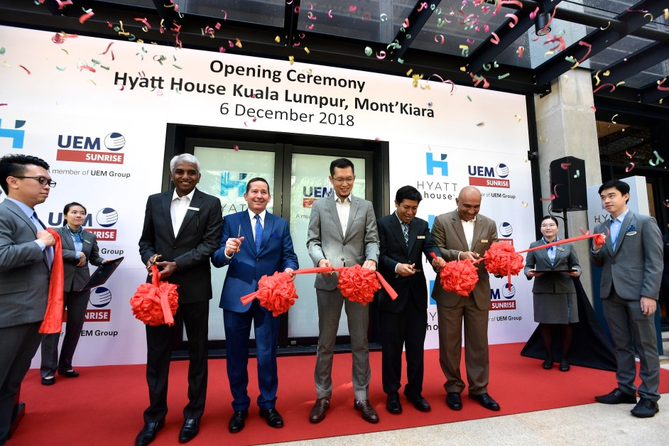 Press Release   UEM Sunrise Extends Its First Hospitality Service with Launch of Hyatt House Kuala Lumpur