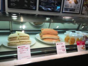 カフェ コムサ サンドイッチ