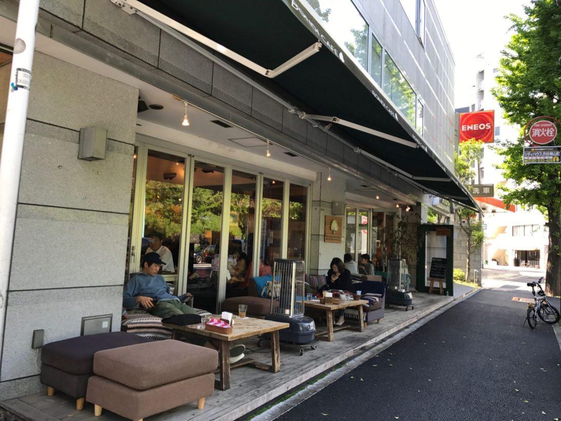 BONDI CAFE YOYOGI BEACH PARK(ボンダイカフェ 代々木ビーチパーク)は80年代のサーファー気分に逆戻りできるお店です