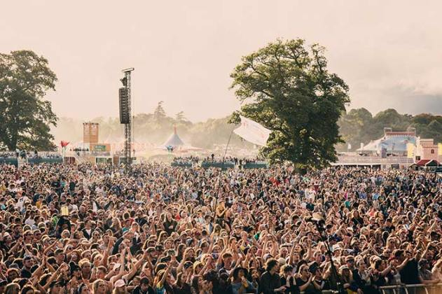 Photo by: Gavin James - Electric Picnic