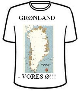Grønland - vores ø!!!