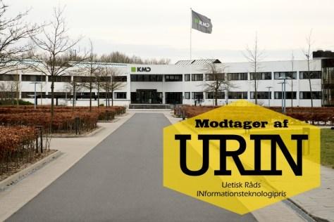 Modtager af URIN (Uetisk Råds INformationsteknologipris)