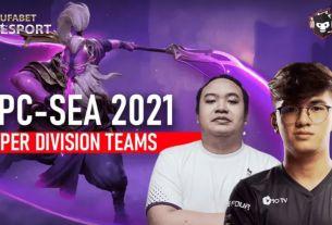 DPC 2021 Season 1 รอบ Southeast Asia Upper