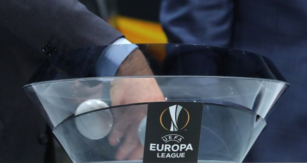 europa league last 16 draw