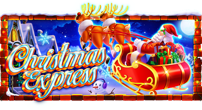 สล็อต Christmas Express ufaslot
