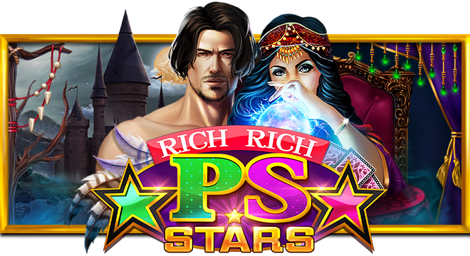 สล็อต PS Stars - Rich Rich ufaslot