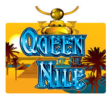 queen of the nile สล็อตออนไลน์