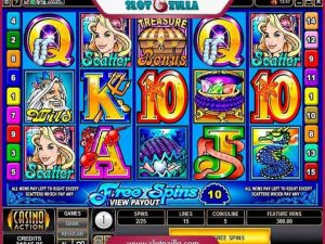 Microgaming's Mermaid's Millions