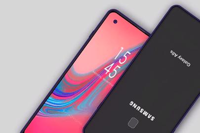 Samsung Galaxy A8S лишится классического разъема для наушников