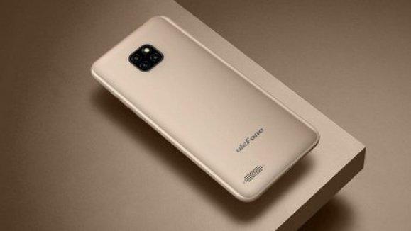 Компания Ulefone презентовала новый бюджетный смартфон Note 7