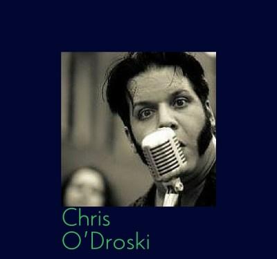 Chris O'Droski image