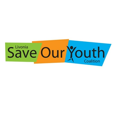 Livonia Save Our Youth logo