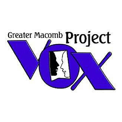 VOX Greater Macomb Project logo