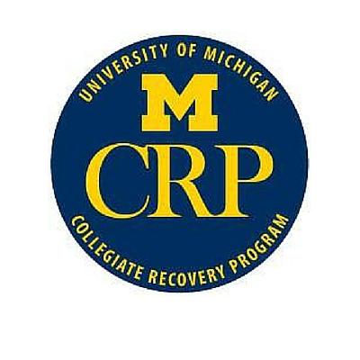 University of Michigan Collegiate Recovery Program Logo