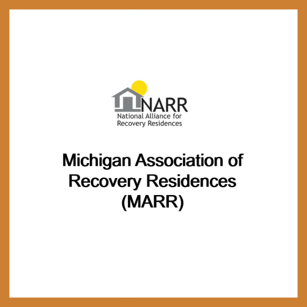 Michigan Association of Recovery Residences (MARR)
