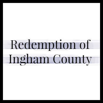 Redemption of Ingham County