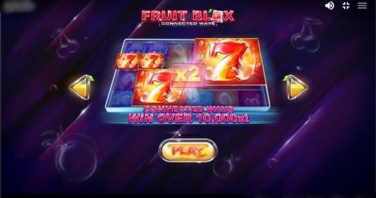 Fruit Blox เกมสล็อตมือถือ จาก Red Tiger