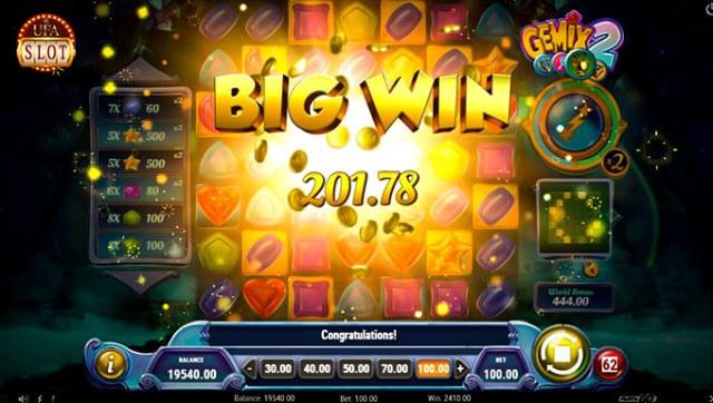 GEMIX2 Wizard slot bigwin