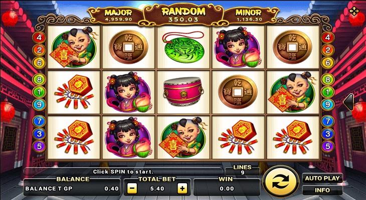 สล็อตออนไลน์ Lucky God กับ Lucky God Progressive Slot ต่างกันยังไง