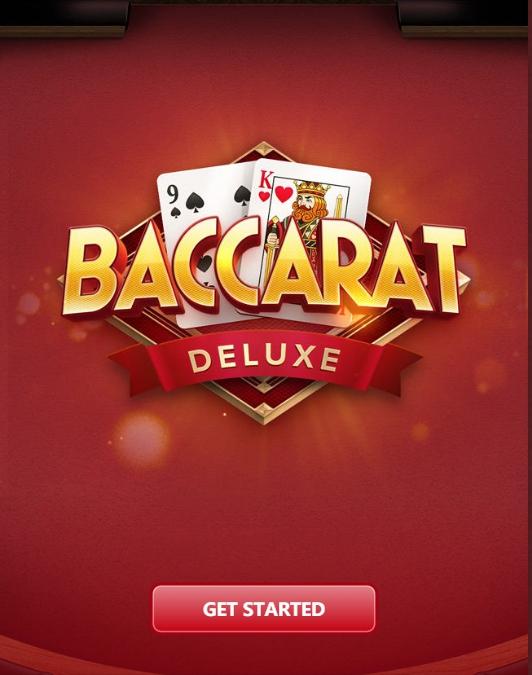 บาคาร่า ดีลักซ์ เกมใหม่บน PG SLOT