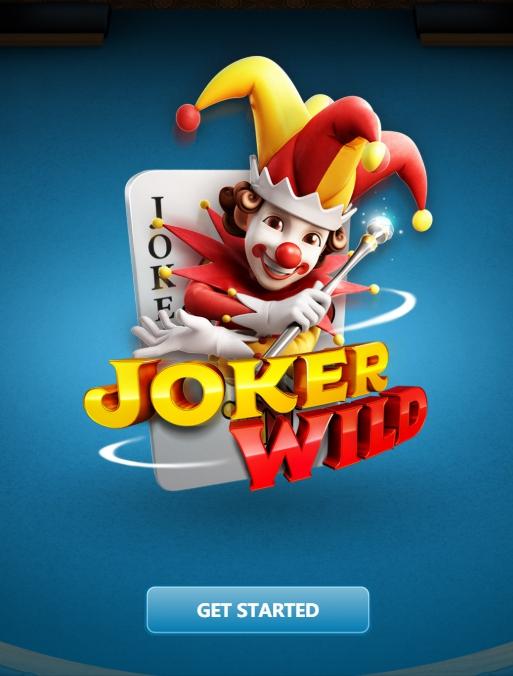 เกม joker Wild จากค่าย PG Slot