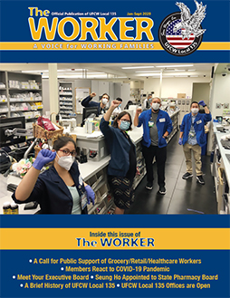 The Worker 2020 cover