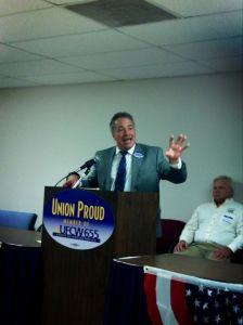 President Dave Cook
