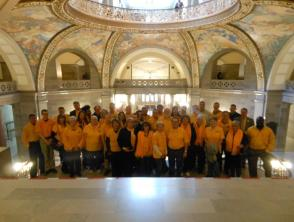 UFCW lobby picture