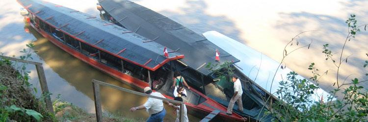 Transports au Pérou - UFE Pérou