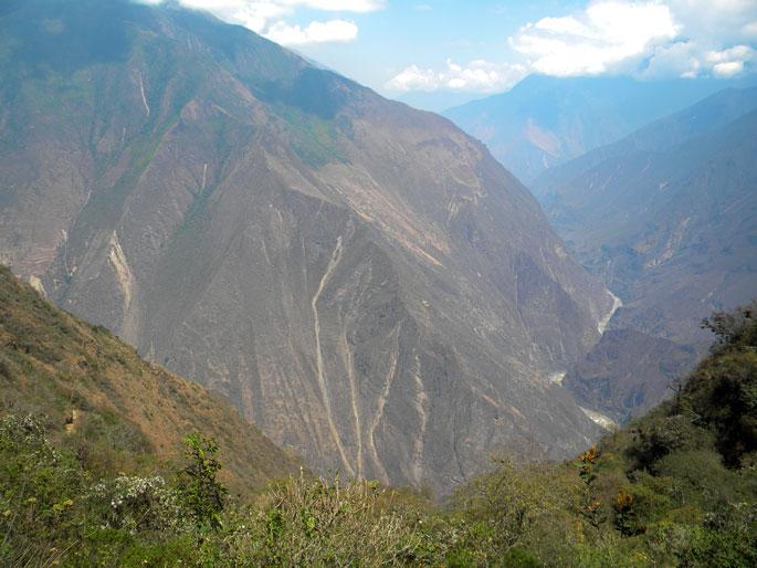 Choquequirao - UFE Pérou