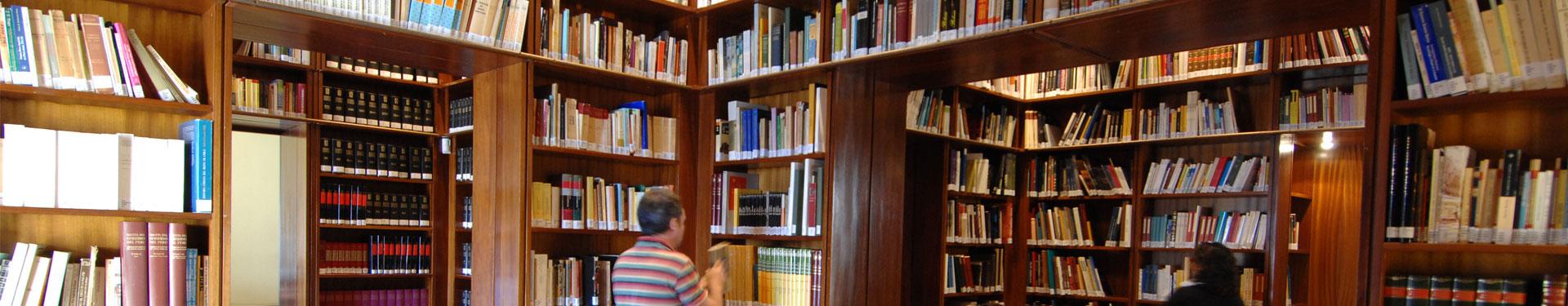 Bibliothèques UFE Pérou