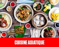 Cuisine Asiatique UFE Pérou